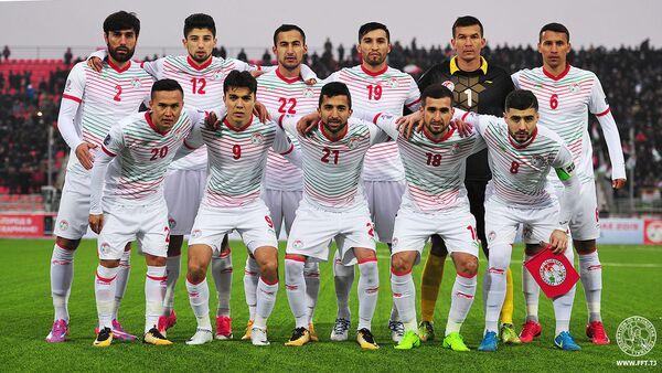Сборная Таджикистана по футболу, архивное фото - Sputnik Таджикистан