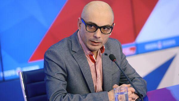 Российский журналист и радиоведущий Армен Гаспарян - Sputnik Таджикистан