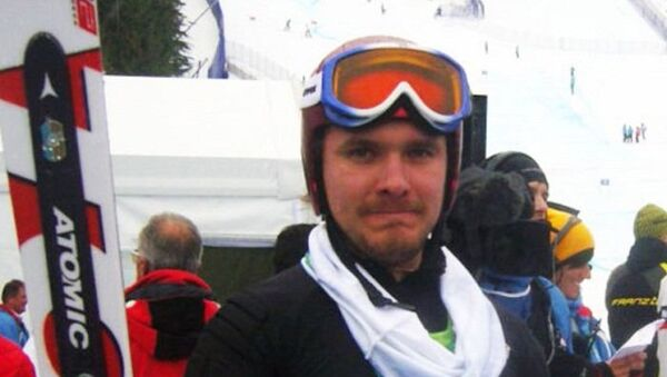 Горнолыжник Андрей Дрыгин - Sputnik Таджикистан