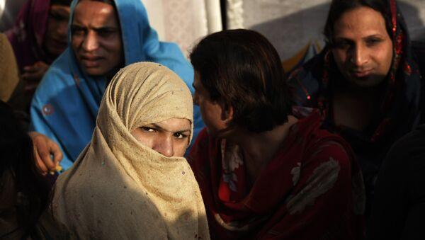 Пакистанские трансвеститы, архивное фото - Sputnik Таджикистан