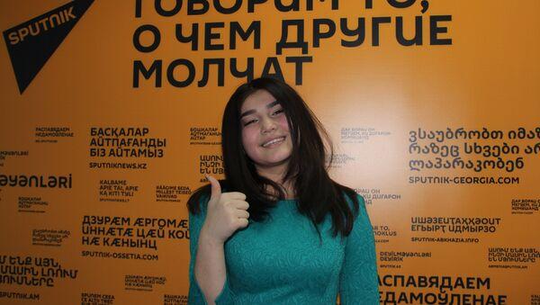 Мехрона Гайбуллоева - Sputnik Таджикистан