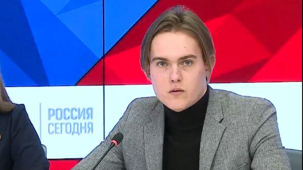 Георгий Кантария, архивное фото - Sputnik Таджикистан