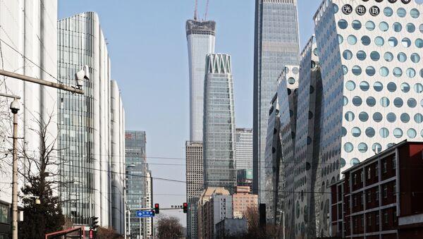 Пекин, архивное фото - Sputnik Таджикистан