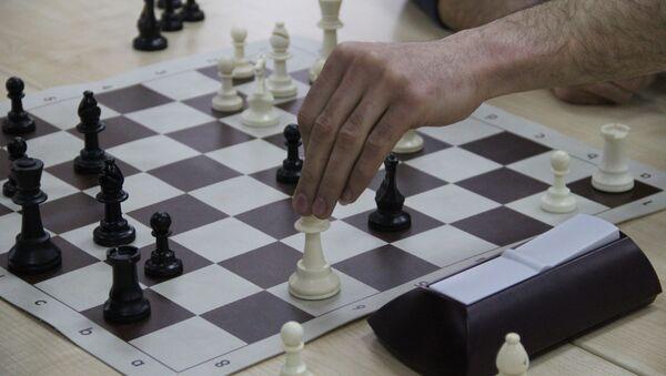 Шахматная доска - Sputnik Таджикистан
