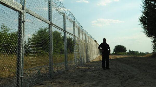 Граница, архивное фото - Sputnik Таджикистан