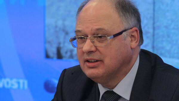 Руководитель Информационного центра Национального антитеррористического комитета Андрей Пржездомский. - Sputnik Таджикистан