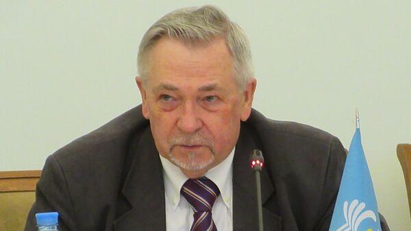 Директор департамента экономического сотрудничества Исполнительного комитета СНГ Андрей Кушниренко - Sputnik Таджикистан