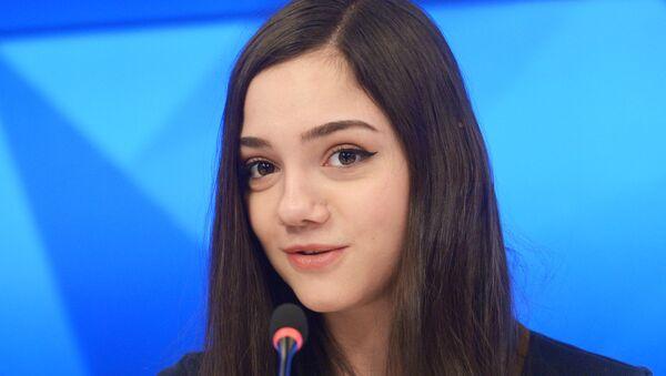 Евгения Медведева - Sputnik Таджикистан