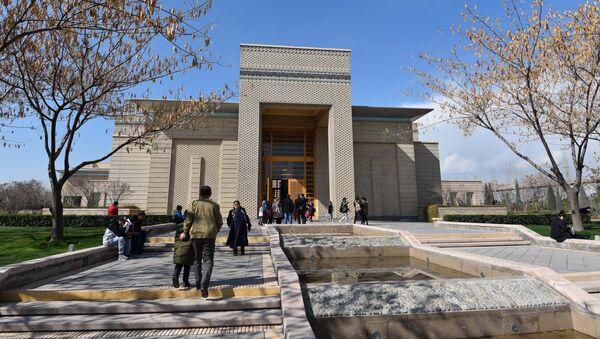Исмаилитский центр в Душанбе, архивное фото - Sputnik Тоҷикистон