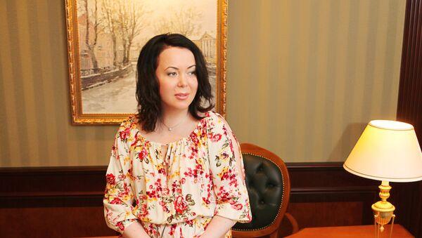 Российский бизнесмен Ольга Быкова - Sputnik Таджикистан