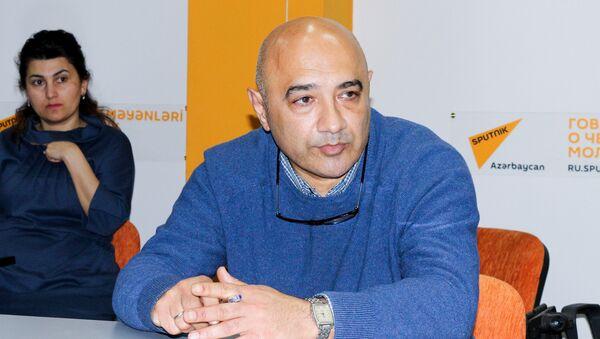 Политолог Тофик Аббасов - Sputnik Таджикистан