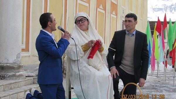 Таҷлили Рӯзи Модар дар ВМКБ - Sputnik Тоҷикистон