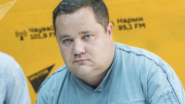 Директор единого правового центра Вигенс Владимир Плужник - Sputnik Таджикистан