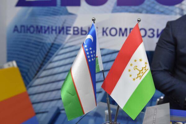 Выставка товаров Узбекистана в Душанбе - Sputnik Таджикистан