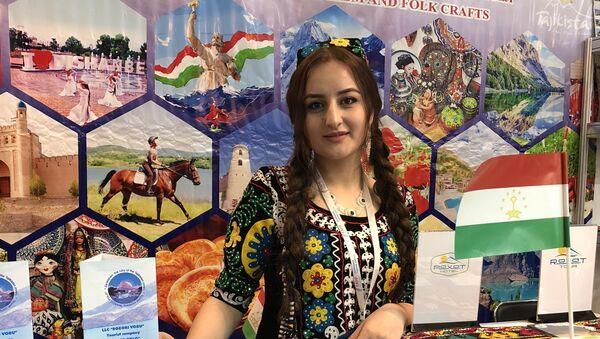 Замдиректора РОХАТ ТУР Нагина Шералиева - Sputnik Таджикистан