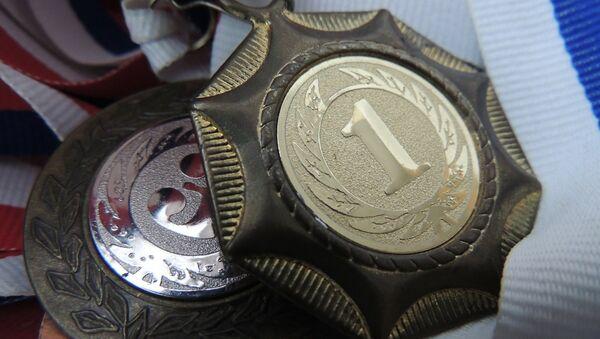 Медаль, архивное фото - Sputnik Тоҷикистон
