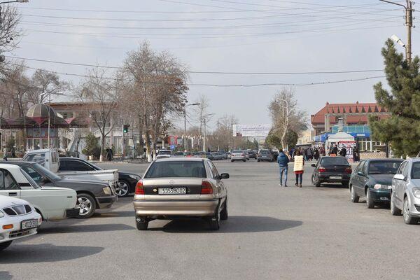Город Канибадам, архивное фото - Sputnik Таджикистан