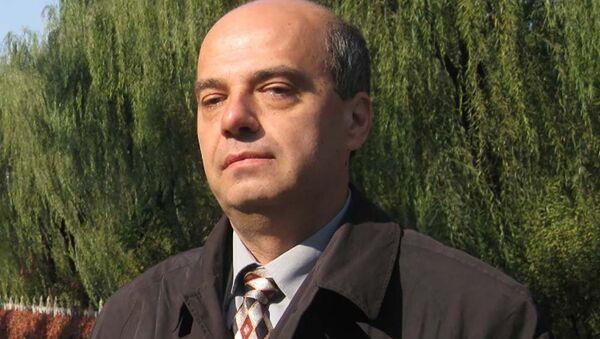 Главный научный сотрудник института дальнего востока Ломанов Александр, архивное фото - Sputnik Таджикистан