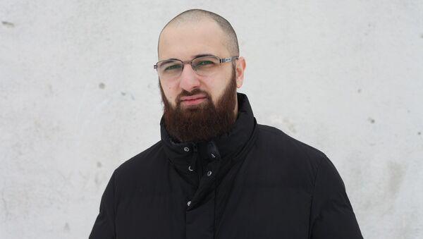 Алексей Пухаев - Sputnik Таджикистан
