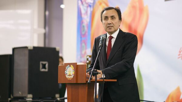 Чрезвычайный и Полномочный Посол Таджикистана Сатторов Имомуддин, архивное фото - Sputnik Таджикистан