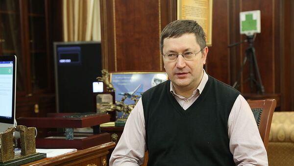 Андрей Карнеев - Sputnik Таджикистан
