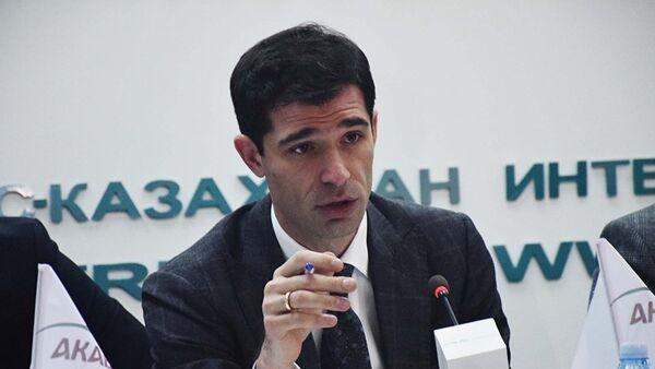 Андрей Лаврентьев - Sputnik Таджикистан