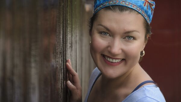 Екатерина Григорьева, архивное фото - Sputnik Таджикистан