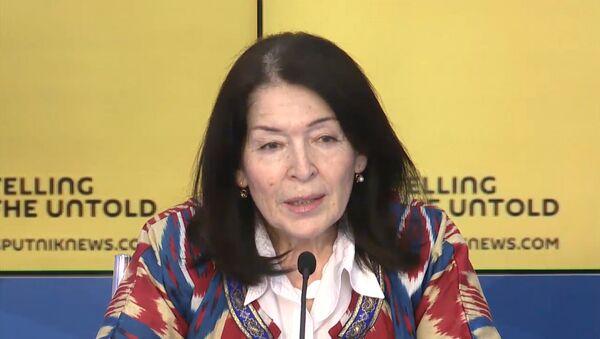 Хуршеда Хамракулова, глава Таджикского культурного центра о смысле и значении Навруза - Sputnik Таджикистан