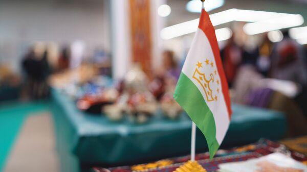 Флаг Таджикистана - Sputnik Таджикистан