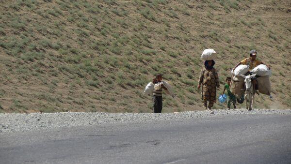 Жители кишлака, архивное фото - Sputnik Таджикистан