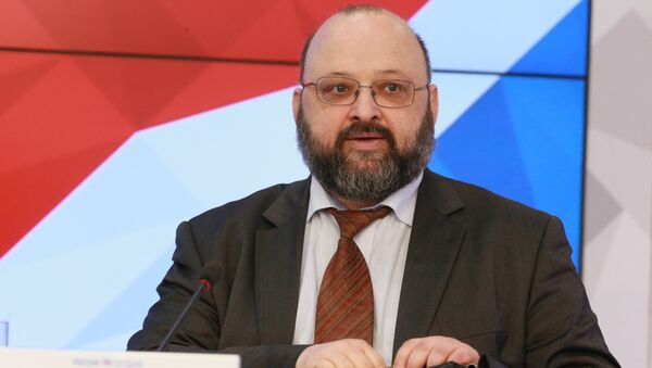 Николай Трошин - Sputnik Таджикистан