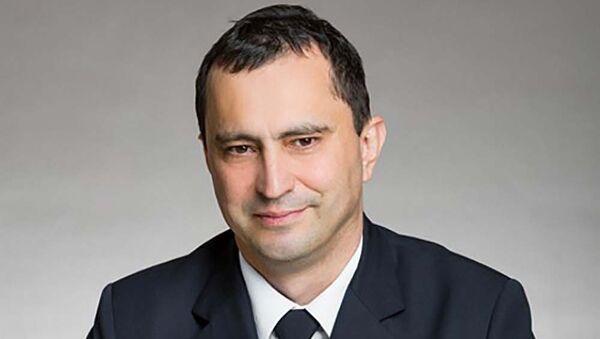 Руководитель пресс-службы Министерства транспорта России Тимур Хикматов - Sputnik Таджикистан
