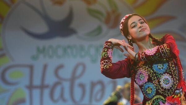 Московский общегородской праздник Навруз на ВДНХ - Sputnik Таджикистан