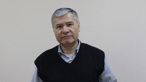 Врач Абдулло Ходжаев - Sputnik Таджикистан