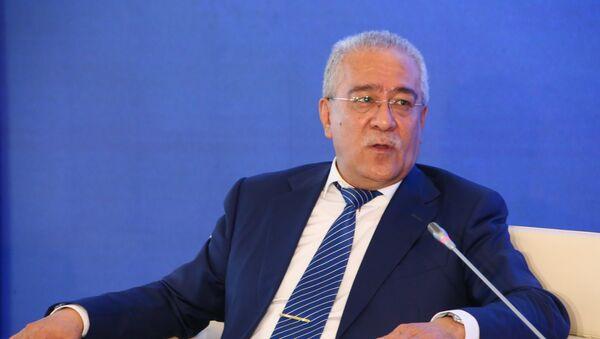 Спецпредставитель президента Узбекистана в Афганистане Исматулла Иргашев - Sputnik Таджикистан