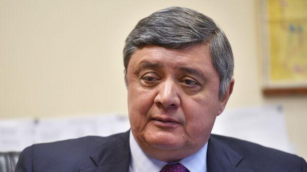Директор Второго департамента Азии МИД России Замир Кабулов - Sputnik Тоҷикистон