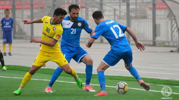Футбольный клуб Худжанд, архивное фото - Sputnik Таджикистан