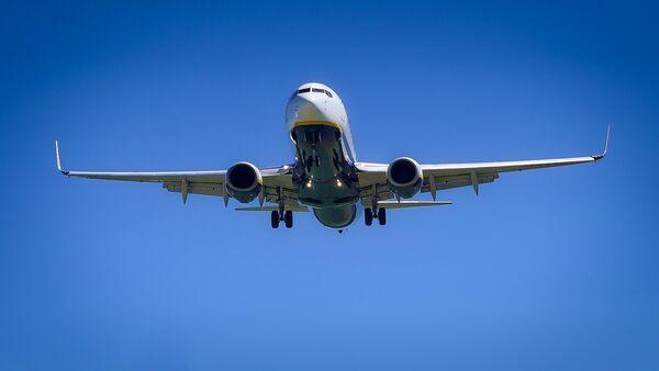 Пассажирский самолет, архивное фото - Sputnik Тоҷикистон