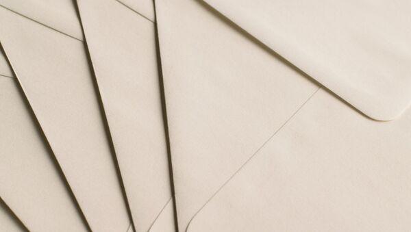 Письма, архивное фото - Sputnik Таджикистан