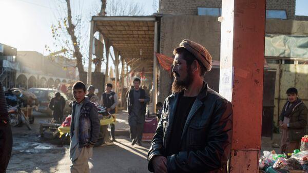 Жители Афганистана, архивное фото - Sputnik Таджикистан
