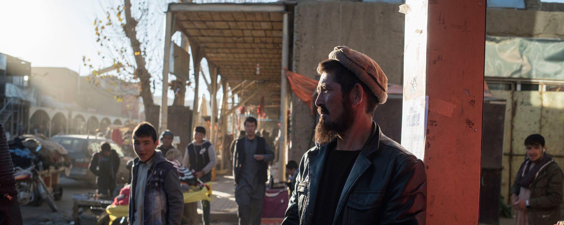 Жители Афганистана, архивное фото - Sputnik Таджикистан, 1920, 13.09.2021