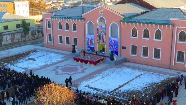 В городе Истарвашан открылся Центр молодежи - Sputnik Тоҷикистон