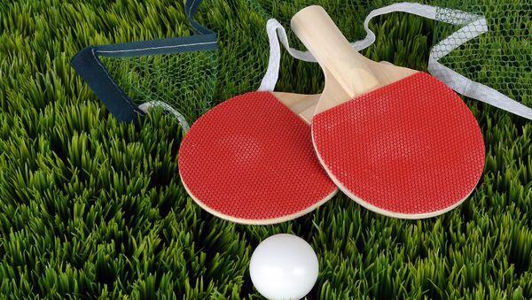 Теннисные ракетки, архивное фото - Sputnik Тоҷикистон