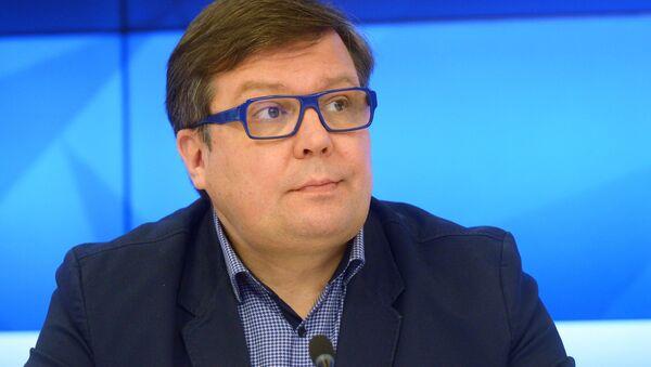 Директор Международного института новейших государств Алексей Мартынов, архивное фото - Sputnik Таджикистан