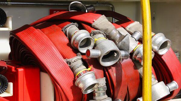 Пожарные рукава, архивное фото - Sputnik Таджикистан