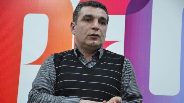 Эксперт-экономист Натик Джафарли - Sputnik Таджикистан