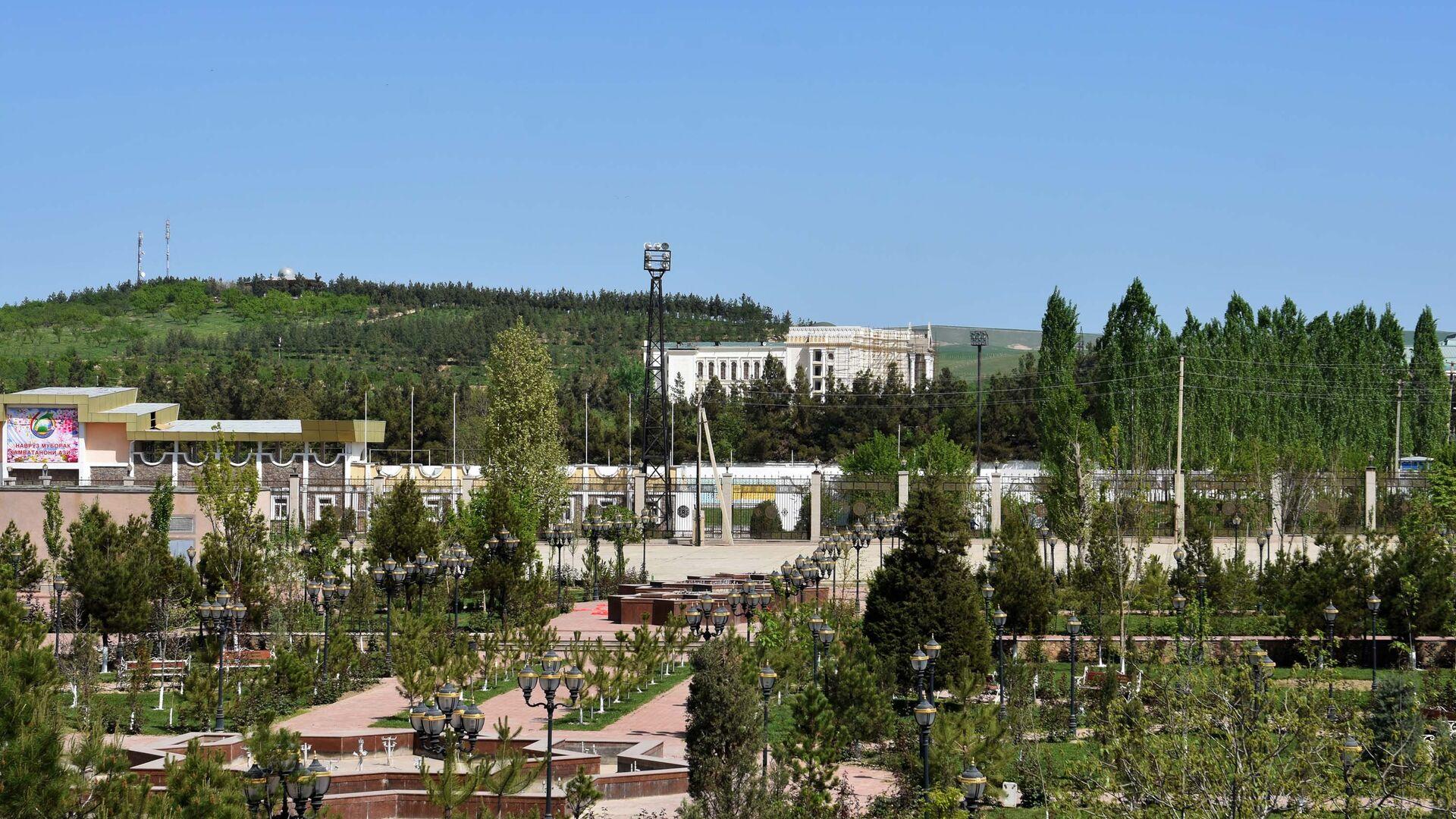 Город Дангара, архивное фото - Sputnik Таджикистан, 1920, 05.02.2021