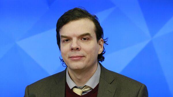 Андрей Казанцев, архивное фото - Sputnik Тоҷикистон