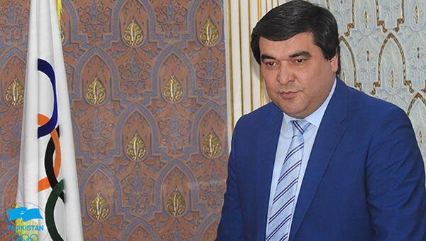 Новый председатель Федерации самбо Наҳтуллозода Давлатмурод, архивное фото - Sputnik Таджикистан