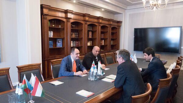 Представители Азербайджана будут инвестировать в разные отрасли Таджикистана - Sputnik Тоҷикистон